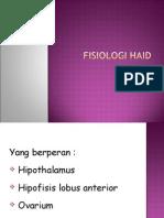 Fisiologi Haid Nl