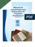 Manual de Metodologia Sinergia 2013