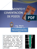 Cementacion de Pozos