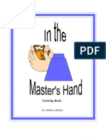 In the Master's Hand Coloring Book