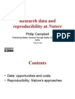 001 Phil Campbell Reproducibility and Data at Nature NPG 13-11-14