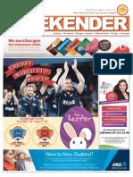 Indian Weekender 3 April 2015