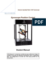 Gyro Position Control - Student Manual