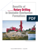 Dual Rotary Drilling Benefits
