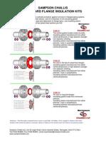 Insulation Kits Data Sheet