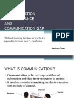 Completed Comunication1- Kartikeya Tiwari and team