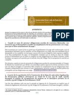 Boletin Virtual de Derecho Prcesal