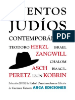 Cuentos Judios Contemporaneos Abreviado