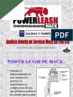 Power Leash Boletin