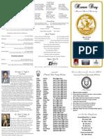 honor day program 2014