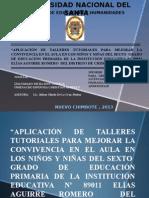 Ejemplo de Diapo Para El Informe
