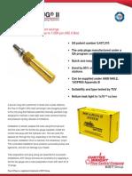 DC4012 Literature Pop-A-Plug II