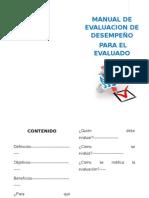 Manual Del Evaluado