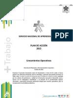 2015-Plan de Accion-lineamientos Operativos