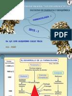 FARMACOLOGIA I