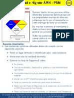 P5M Semana 06-2015 - Productos Químicos