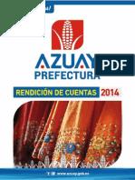 Estudios de Impacto Ambiental de la Prefectura del Azuay Ecuador