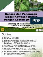 Konsep Dan Penerapan M-KRPL_Salimah DIY 24 Juni'13