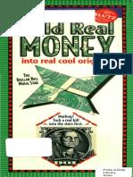 Doblando dinero (Origami)