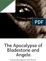 The Apocalypse of Bladestone and Angela