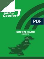 Green Card Domestic