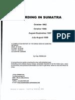 Birding in Sumatra