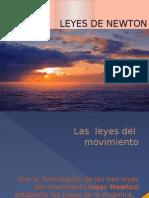 1- Leyes de Newton