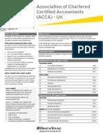 ACCA Brochure (19 April 2010)