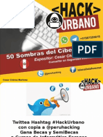 50 Sombras del Cibercrimen