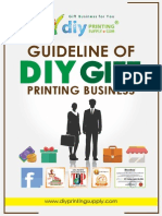 Guideline Diy Gift