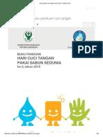 Buku Panduan Cuci Tangan _ Maria Ulfa - Academia
