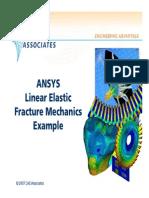 CAEA Fracture Mechanics