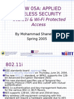 802.11i Security