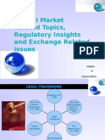 Capital Market Regulatory Indetails
