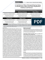 Paper on enzymatic activity