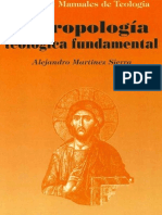 26 Martinez Sierra, Alejandro - Antropologia Teologica Fundamental (1)