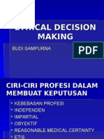 Bs Ethical Decision Making