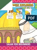 Salah and Arabic for Beginners