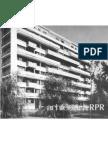 Arhitectura R.P.R. nr. 5 pe 1963 (anul XI - nr. 84) coperta 1 + pg. 2-7 Blocuri de locuinte in Cart. Tei - Bucuresti
