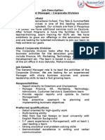 JD_General Manager-Corporate Division