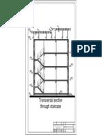 Section Through Staircase