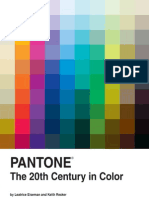 Pantone the Twentieth