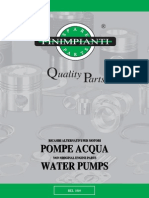 Catalogo Pompe Acqua