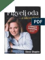 Figyelj Oda - A Sikeredért! - Steve Shapiro
