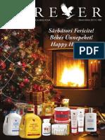 Revista Forever decembrie 2014