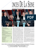 Edition Du Lundi 13 Février 2012