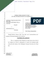 Swanson v. Instagram - Layout trademark complaint.pdf