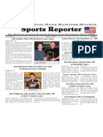 April 1 - 7, 2015 Sports Reporter