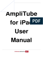 AmpliTube 3.2.0 iPad User Manual(1)