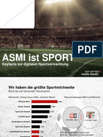ASMI ist Sport!